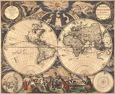 Antique Charts Time For A New Voyage Plan Life Is A Journey Not A
