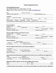 Free Rental Template 42 Rental Application Forms Amp Lease Agreement Templates