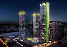 District Lighting Group Proposal To Light Up Stantec Tower Gets Mixed Reviews From