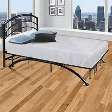 rest rite dome arch black platform bed frame with