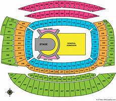 Soldier Field Seating Chart Soldier Field Stadium Seating Chart