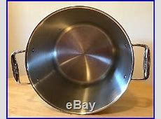 All Clad 20 QT Stockpot With Lid #59920, Excellent