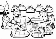 Peppa Pig Ausmalbilder Peppa Pig 27 Ausmalbilder Malvorlagen