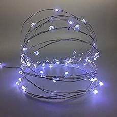 Starry String Lights Walmart Pack 2 Mini Fairy Lights Total 36ft Silver Wire 100 Count