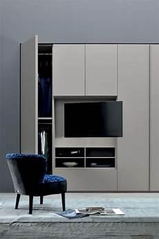 armadio porta tv da letto armadio per da letto con porta tv idfdesign