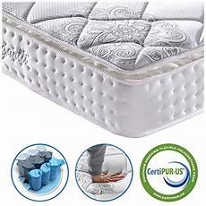 vesgantti 10 6 inch pocket sprung mattress with breathable