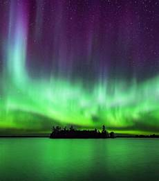 Voyageurs National Park Northern Lights Located In Northern Minnesota Voyageurs National Park Is