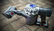 Dyson Animal Vacuum Red Light How To Fix Dyson Red Light V6 Not Charging