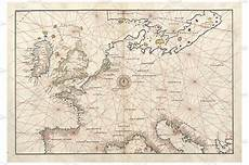 Antique Charts Antique Nautical Charts Date Mid Vary Image Nautical