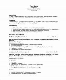 Book Keeper Resume Bookkeeper Resume Template 5 Free Word Pdf Documents