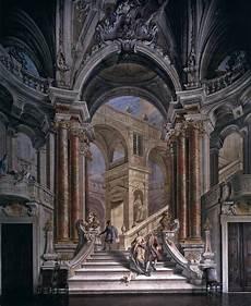 fresco baroque architecture historical classic