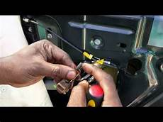 2006 F150 Dome Light Stays On Replacing A Bad Door Ajar Switch 03 Expedition Youtube
