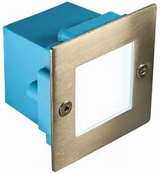 How To Attach Solar Lights To Brick Wall Mini Led Brick Light Outdoor Step Wall Light 70mm Square