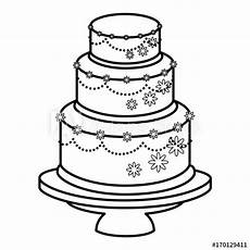 wedding cake married icon vector illustration graphic