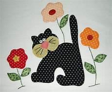 applique patchwork gatos para patchwork moldes oyolaamanda yahoo