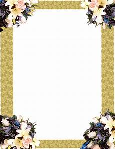 Wedding Page Border Wedding Borders Clipartion Com