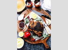 Easy Small Scale Thanksgiving Dinner   Platings & Pairings