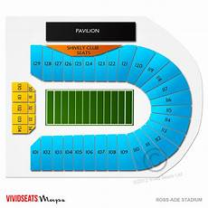 Ross Ade Stadium Seating Chart Rows Ross Ade Stadium Seating Chart Vivid Seats