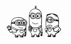 minions ausmalbilder kostenlos kinderbilder