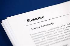 Resume Paper Target How To Write A Career Summary On Your Resume Monster Com