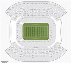 Titans Interactive Seating Chart Nissan Stadium Seating Chart Seating Charts Amp Tickets
