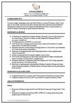 Cv Template For Work Experience Over 10000 Cv And Resume Samples With Free Download
