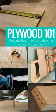 remodelaholic plywood 101 best plywood tips for