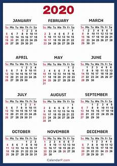 2020 Calendar Holidays Usa Calendarp Printable Free Calendars Calendars