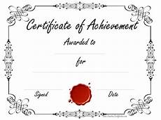 Record Of Achievement Template Certificate Of Achievement Template Task List Templates