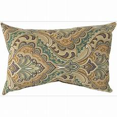 Sofa Pillows Decorative Sets Brown Png Image by 13 Quot X 20 Quot Paisley Beige And Brown Decorative