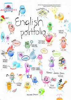 Portfolio For Pictures Portfolio Cover Pages Our English Page
