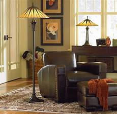 Living Room Lighting Floor Lamps Mission Style Floor Lamps When Traditional Meets