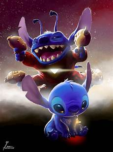 stitches fanart stitch fanart by aldo delso illanes on deviantart