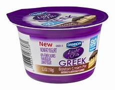Dannon Light And Fit Greek Lemon Meringue Dannon Light Amp Fit Greek Yogurt Boston Cream Pie Hy Vee