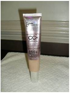 It Cosmetics Supersize Cc Illumination Light 2 53 Fl Oz It Cosmetics Cc Cream Illumination Light 2 53 Light Pumped