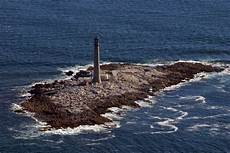 Ram Island Ledge Light Station Two Maine Lighthouses Go On The Auction Block Portland
