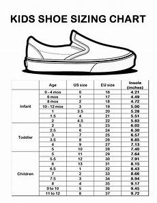 Blowfish Shoes Size Chart Foster Care Essentials Shoe Size Chart Kids Baby Shoe