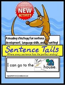 special education reading strategies for sentence