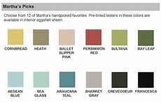 Martha Stewart Craft Paint Color Chart Martha Stewart Paint Sensational Color Paint Brand Guide