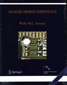 Analog Design Essentials Willy Sansen Pdf Analog Design Essentials Willy Sansen Pdf