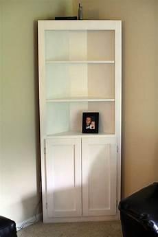simple corner living room shelf unit 4 target shelving