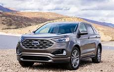 Ford Edge 2020 by 2020 Ford Edge Titanium Review Specs Price Release