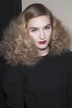 big hair friday bottega veneta girls with fluffy curls