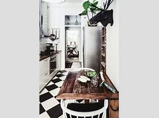 Colors and vintage details creating a welcoming interior style