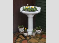 24 best Sink planter images on Pinterest   Garden ideas, Backyard ideas and Landscaping ideas