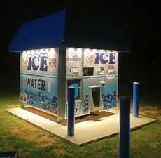 Ice Vending Machines Im2500 Series Ii Ice Vending Machine Kooler Ice