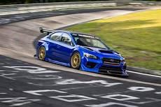 Fastest Subaru Subaru Wrx Sti Type Ra Becomes Fastest Sedan Around