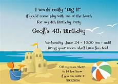 Beach Party Invitation Wording Beach Party Invite I Like The Wording On This Beach