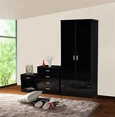 top 15 of black high gloss wardrobes