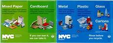 Nyc Recycling Chart Smithtown Ny Official Website